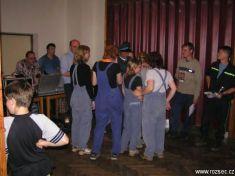 Derby SDH Rozseč - 26. 6. 2005