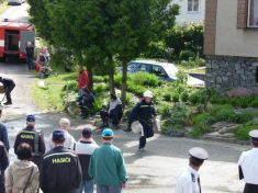 Soutěž starších pánů - 21. 6. 2009
