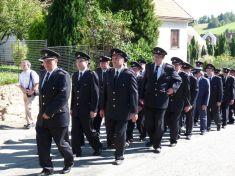 Žehnání hasičského vozidla - 11. 9. 2011