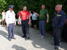 11. ročník soutěže mužů nad 35 let - 24. 6. 2012