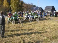 Motocross Rozseč - 15. 10. 2006