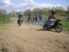 Motocross Rozseč - 4. 5. 2008