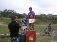 Trénink juniorů - 7. 9. 2008