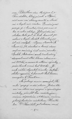 Kronika obce I- 10.list Úvodem oobci