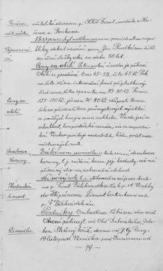 Kronika obce I- 87.list Rok 1933