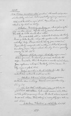 Kronika obce I- 115.list Rok 1940