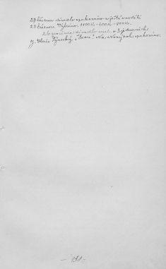 Kronika obce I- 139.list Rok 1943