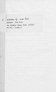 Kronika obce I- 217.list Rok 1950