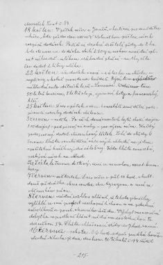 Kronika obce I- 236.list Rok 1951