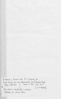 Kronika obce I- 257.list Rok 1953