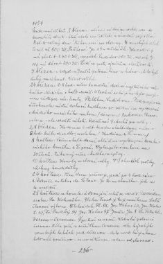 Kronika obce I- 259.list Rok 1954