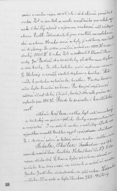 Kronika obce II - 113.list Rok 1965