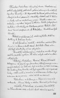Kronika obce II - 129.list Rok 1966