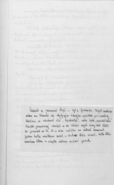 Kronika obce II - 133.list Rok 1966