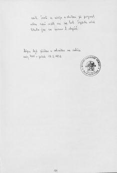 Kronika obce III - 176.list Rok 1977
