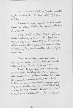 Kronika obce III - 214.list Rok 1979