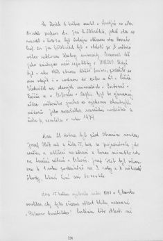 Kronika obce III - 226.list Rok 1980