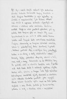Kronika obce III - 227.list Rok 1980
