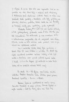 Kronika obce III - 231.list Rok 1980