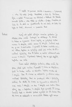 Kronika obce III - 239.list Rok 1980