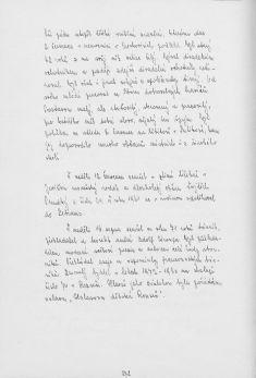 Kronika obce III - 259.list Rok 1981