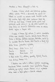 Kronika obce III - 283.list Rok 1983