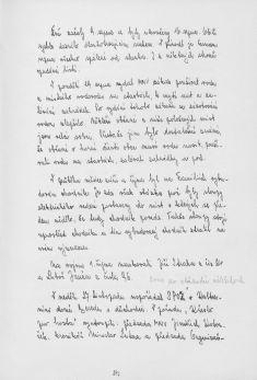 Kronika obce III - 284.list Rok 1983