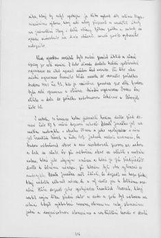 Kronika obce III - 303.list Rok 1984