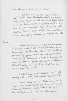 Kronika obce III - 337.list Rok 1985