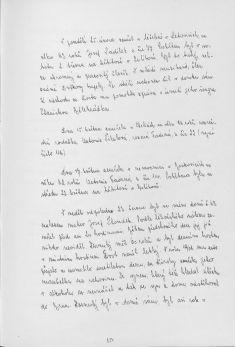 Kronika obce III - 338.list Rok 1985