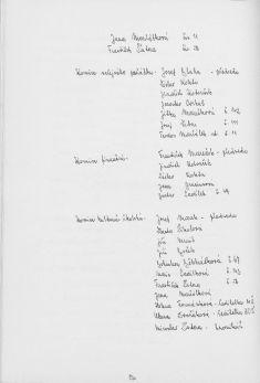 Kronika obce III - 357.list Rok 1986
