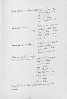 Kronika obce III - 358.list Rok 1986