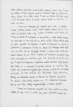 Kronika obce III - 435.list Rok 1988