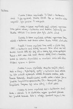 Kronika obce III - 455.list Rok 1989
