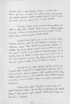 Kronika obce III - 464.list Rok 1989