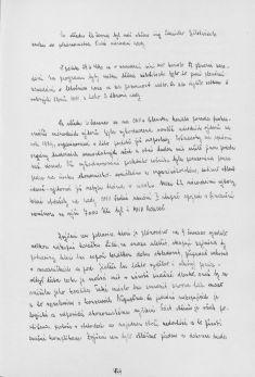 Kronika obce III - 486.list Rok 1990