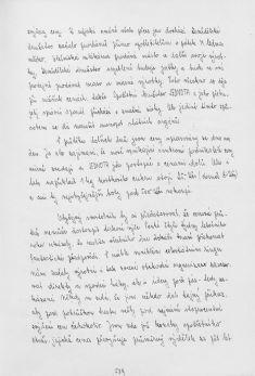Kronika obce III - 516.list Rok 1991