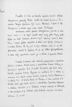 Kronika obce III - 537.list Rok 1991