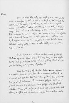 Kronika obce III - 552.list Rok 1992
