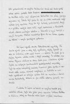 Kronika obce III - 565.list Rok 1992