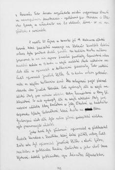 Kronika obce III - 570.list Rok 1992