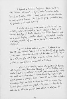 Kronika obce III - 574.list Rok 1992