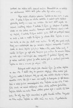 Kronika obce III - 582.list Rok 1992