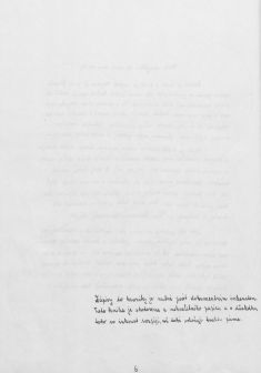 Kronika obce IV - 5.list Obal kroniky aúvod