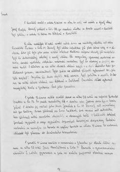Kronika obce IV - 16.list Rok 1993