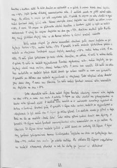 Kronika obce IV - 22.list Rok 1993