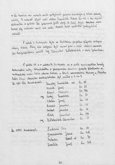 Kronika obce IV - 29.list Rok 1994