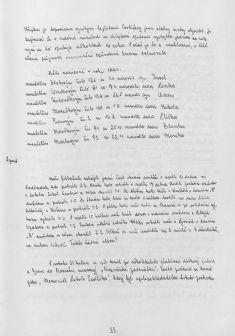 Kronika obce IV - 32.list Rok 1994