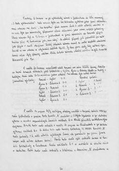 Kronika obce IV - 33.list Rok 1994