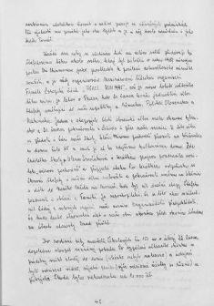 Kronika obce IV - 44.list Rok 1995